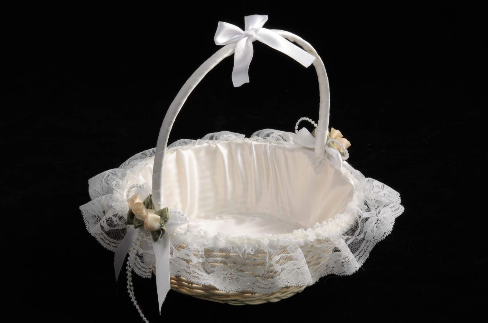 WEDDING RISE BASKET