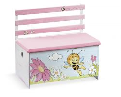 PRS18 wooden bench maya bee