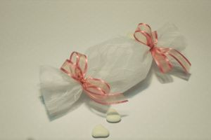 WEDDING FAVOR LEZA CARAMEL STK