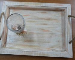 WEDDING WODDEN TRAY MKR 0324003