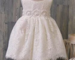 CHRISTENING GIRLS CLOTHES MRL 1511265