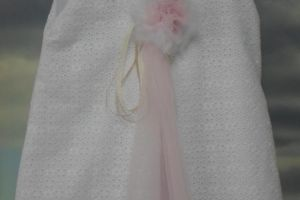CHRISTENING GIRL CLOTH BROWDERY1