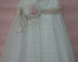 CHRISTENING GIRL CLOTH BROWDERY2